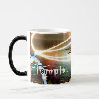 5th Dimension Fire Mug2 Black/Morphing Magic Mug