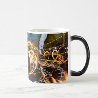5th Dimension Fire Mug Morphing