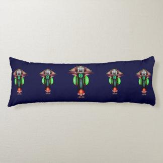 "5th Dimension Space Shuttle Body Pillow 20""x54"""