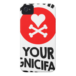 5th February - Dump Your Significant Jerk Day iPhone 4 Cover