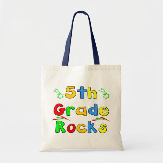 5th Grade Rocks Bag