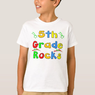 5th Grade Rocks T-Shirt