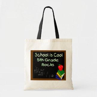 5th Grade School is Cool Tote Bag