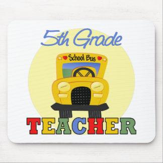 5th Grade Teacher Gift Mouse Pad