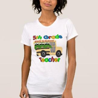5th Grade Teacher T-shirt