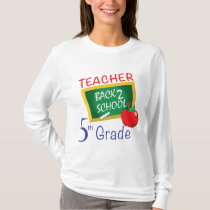 5th Grade Teacher T-Shirt