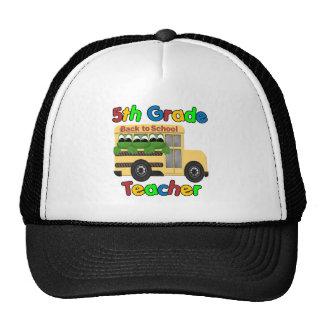 5th Grade Teacher Trucker Hat