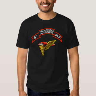 5th INF Platoon (Pathfinder) PT shirt