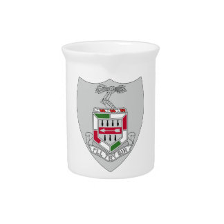 5th Infantry Regiment - I'll Try Sir Beverage Pitcher