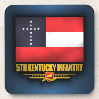 5th Kentucky Infantry Drink Coaster
