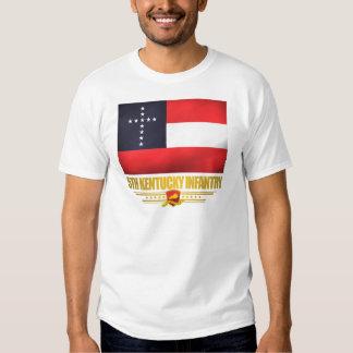 5th Kentucky Infantry T Shirt