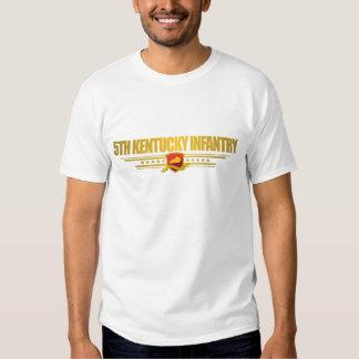 5th Kentucky Infantry Tee Shirt