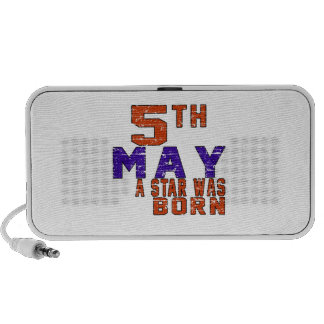 5th May a star was born Travel Speakers