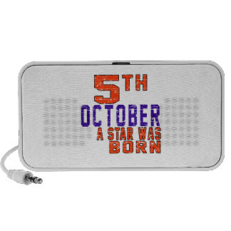 5th October a star was born Travel Speaker