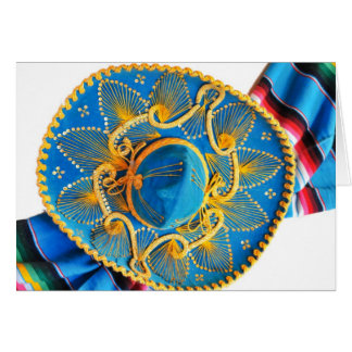 5th of may Mexico Greeting Card
