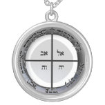 5th seal of mercury pendants