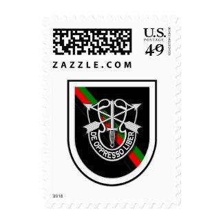 5th SFG-A 4 OEF Postage