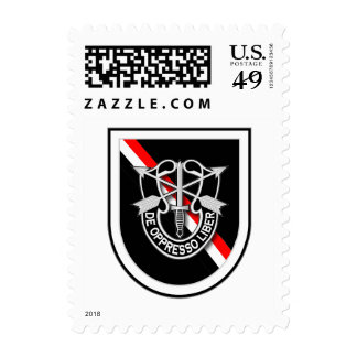 5th SFG-A 5 OIF Stamp