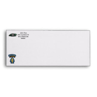 5th Special forces green berets sfg envelopes