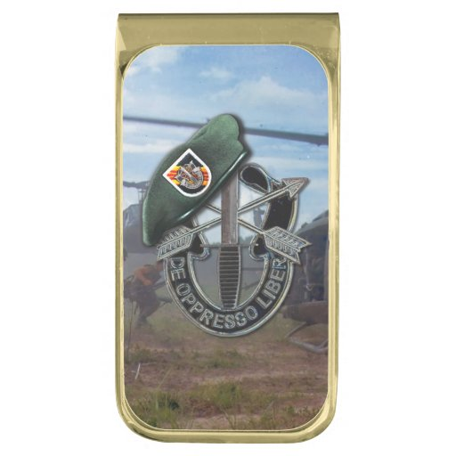 Zazzle 5th Special forces Green Berets Vietnam Nam War Go...