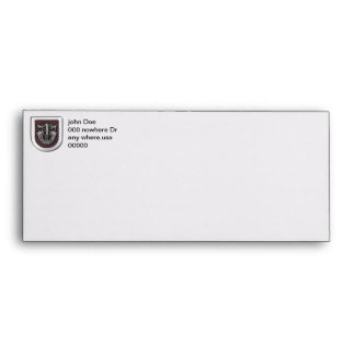 5th Special forces group flash crest envelope