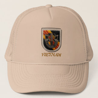 5th Special Forces Group Green Berets SFG SF Trucker Hat