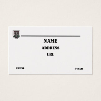 5th special forces group vets flash business Card