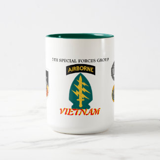 5TH SPECIAL FORCES GROUP VIETNAM MEDIC MUG