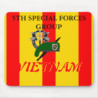5TH SPECIAL FORCES GROUP VIETNAM MOUSEPAD