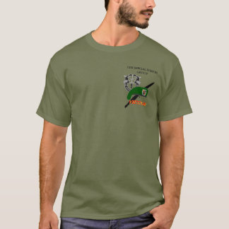 5TH SPECIAL FORCES GROUP VIETNAM T-SHIRT