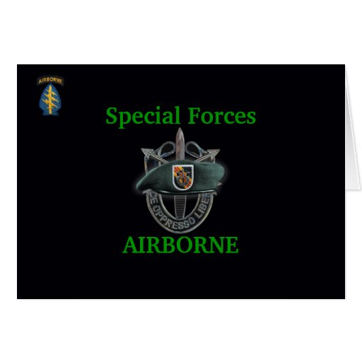 5th special forces group vietnam war vets card zazzle