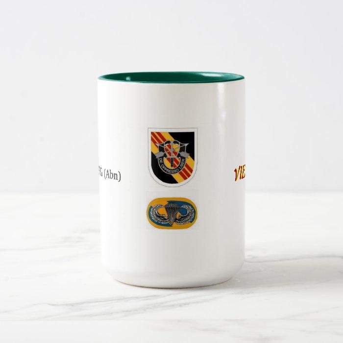 5th Special Forces Grp (Abn) Vietnam Mug