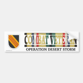 5th Special Forces Grp. SWA Combat Veteran Sticker