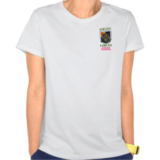 5th special forces hottie wife girl babe t shirt