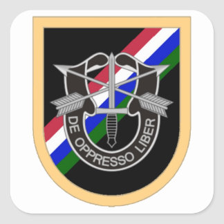 5TH SPECIAL OPS SUPPORT COMMAND FLASH/DUI STICKERS
