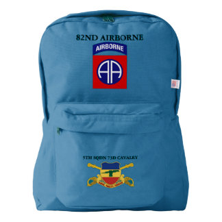 5TH SQUADRON 73RD CAVALRY 82ND AIRBORNE BACKPACK
