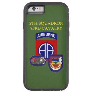 5TH SQUADRON 73RD CAVALRY iPHONE CASE Tough Xtreme iPhone 6 Case
