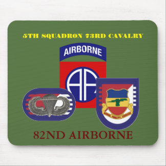 5TH SQUADRON 73RD CAVALRY MOUSEPAD