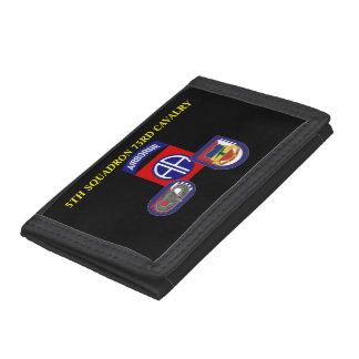5TH SQUADRON 73RD CAVALRY WALLET
