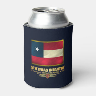 5th Texas Infantry Can Cooler