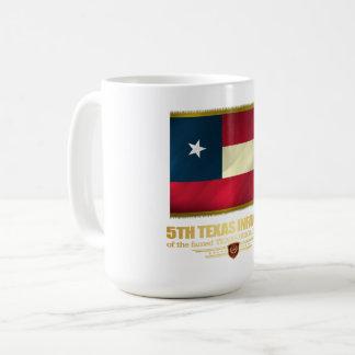 5th Texas Infantry Coffee Mug