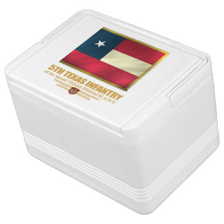 5th Texas Infantry Cooler