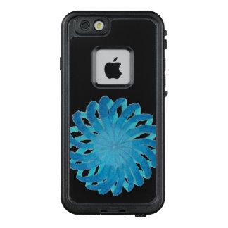 5th-Throat Chakra #1 Healing Blue Artwork LifeProof FRĒ iPhone 6/6s Case