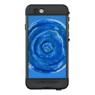 5th-Throat Chakra #2 Clearing Artwork LifeProof NÜÜD iPhone 6s Case