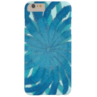 5th-Throat Chakra Blue Artwork #1 Barely There iPhone 6 Plus Case