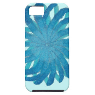 5th-Throat Chakra Cleansing Artwork #1 iPhone SE/5/5s Case