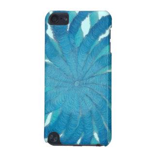 5th-Throat Chakra Healing Blue Artwork #1 iPod Touch 5G Case