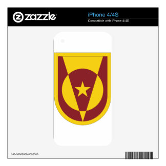 5th Transportation Command iPhone 4 Skins