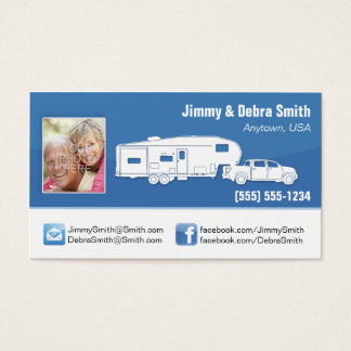 5th Wheel / Camping Cards