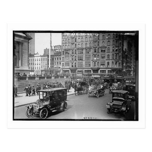 5to Avenida. en la 42.a calle, New York City Postales